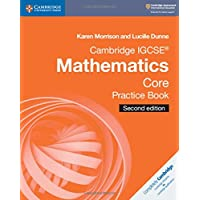 Cambridge IGCSE mathematics. Core practice book. Per le Scuole superiori. Con espansione online