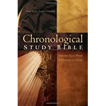 Chronological: New King James Version Hardcover