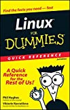 img - for Linux For Dummies Quick Reference book / textbook / text book