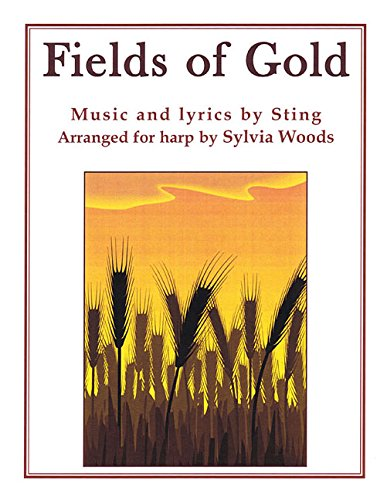 Fields Of Gold (Sting) Arranged For Harp
