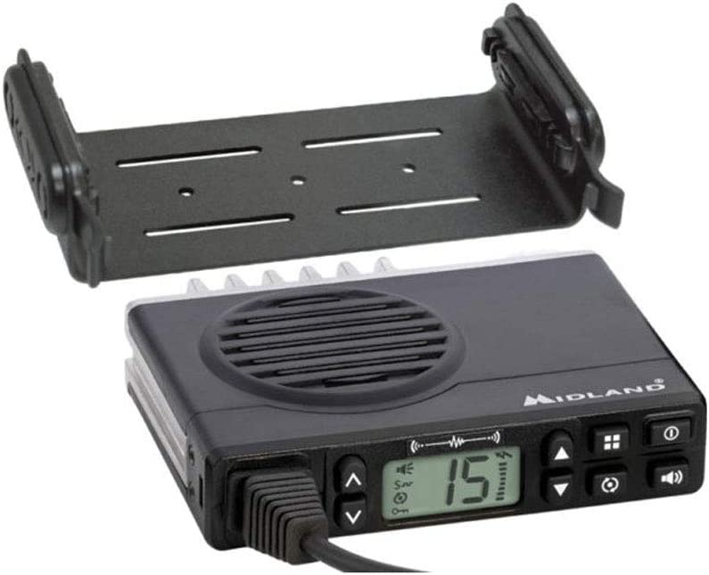 Midland Micro Mobile GMRS 2-Way Radio MXT90