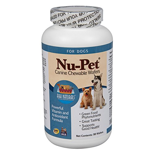 Ark Naturals Nu-Pet Canine Chewable Wafers (90 Wafers)