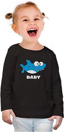 Baby Shark Song Doo doo doo Family Dance for Boy Girl Infant Kids T-Shirt