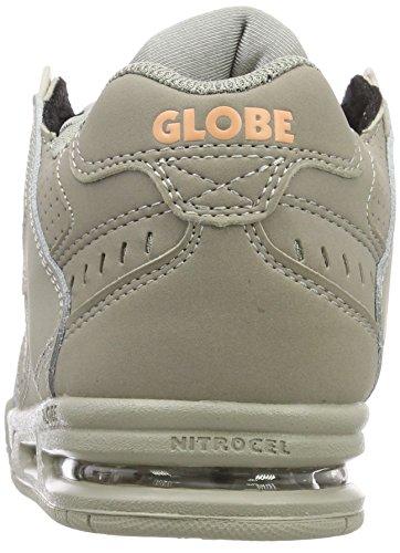 Globe Sabre, Scarpe da Skateboard da Uomo Grau (London Grey)