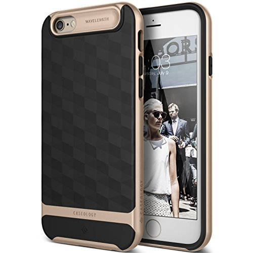 Caseology Parallax Series iPhone 6S Cover Case with Design Slim Protective...