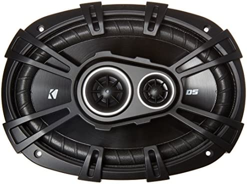 2 New Kicker 43DSC69304 D-Collection 6×9 360 Watt 3-Method Automobile Audio Coaxial Audio system