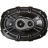 2 New Kicker 43DSC69304 D-Series 6x9 360 Watt 3-Way Car Audio Coaxial Speakers