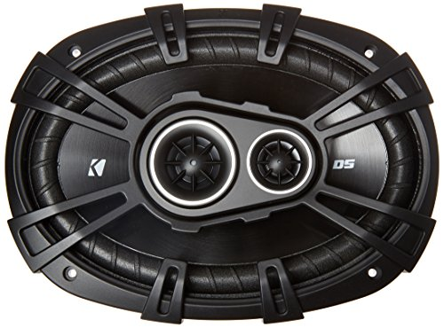 2) New Kicker 43DSC69304 D-Series 6×9″ 360 Watt 3-Way Car Audio Coaxial Speakers