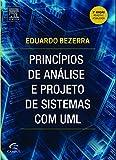 capa de Princípios de Análise e Projetos de Sistemas com UML