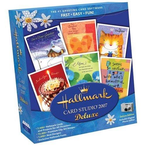 (NOVA Hallmark Card Studio 2007 Deluxe - Windows)