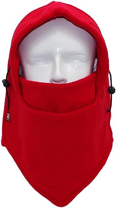 Thermal Polar Fleece Windproof Balaclava Snowboard Hats Neck Warm Full Face Mask