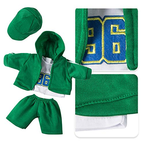 Gift Idea Lifestyle Sportswear Suit for 18 Inch American Girl Doll Accessory Girl