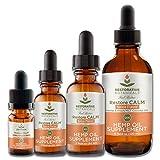 Restore Calm Hemp Oil 600 mg - 2 oz Spice Flavor