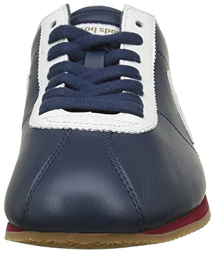 W Dress Blue Ginnastica da Blu Basse Le Unisex Wendon Adulto Scarpe Coq Optical Sportif xgwcvfOH