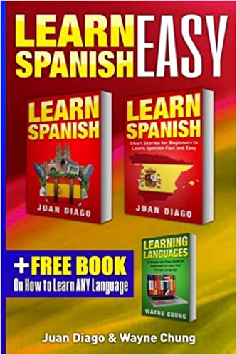 Learn Spanish, Learn Spanish with Short Stories: 3 Books in