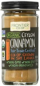 Frontier CO-OP Ceylon Cinnamon, 1.76 oz