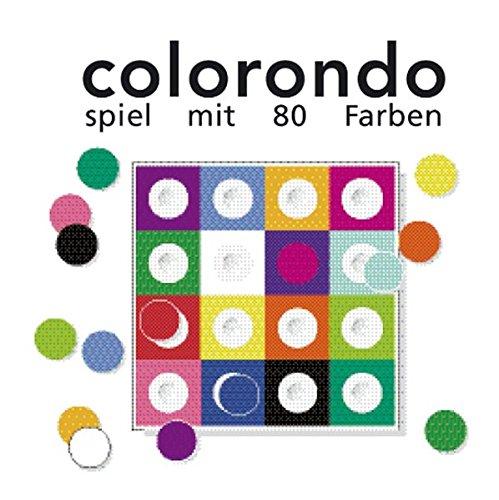 Colorondo: Spiel mit 80 Farben