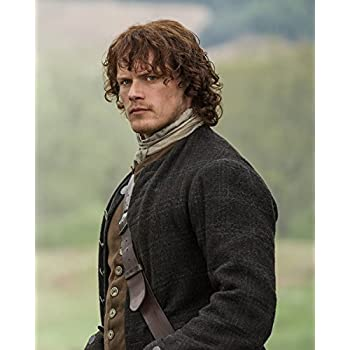 HOT HUNK - Sam Heughan / Outlander 8 x 10 GLOSSY Photo Picture Image #5