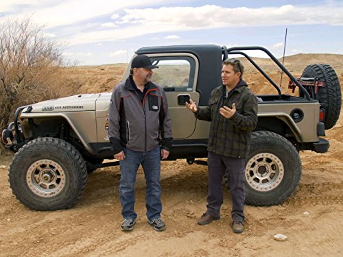 Month of Moab: Doug Pettis' Jeep TJ - Williams Freezer