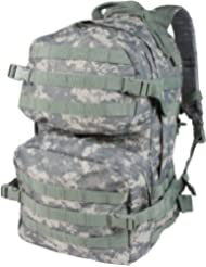 18.5 Tactical Military Style Trekking Backpack and Daypack By Modern Warrior (Various Colors)