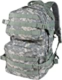 18.5″ Tactical Military Style Trekking Backpack and Daypack By Modern Warrior (Camo)