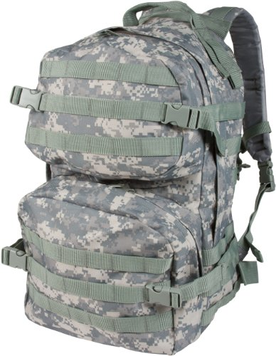 "18.5"" Tactical Military Style Trekking Backpack and Daypack By Modern Warrior (Camo)"