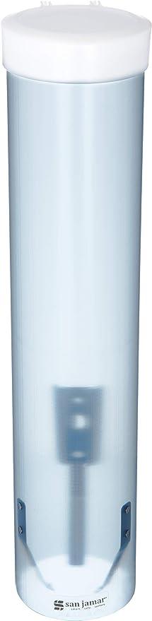 San Jamar C3165FBL Medio pull-type Agua Dispensador de vasos de plástico, 120 –
