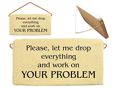 Let me drop everything and work on YOUR PROBLEM. Reduced price offsets shipping cost. Handmade in the USA for over 30 years.