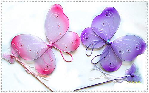 (Butterfly Wing 2pc Set)