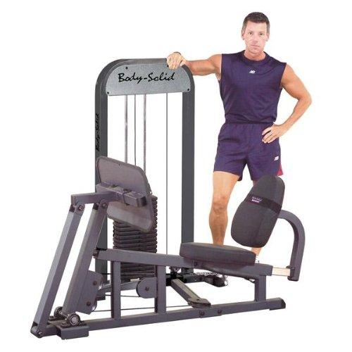 Body-Solid Leg & Calf Press Machine by Ironcompany.com