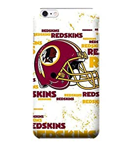 Case Cover For Apple Iphone 5C NFL Washington Redskins Blast Case Cover For Apple Iphone 5C High Quality PC Case