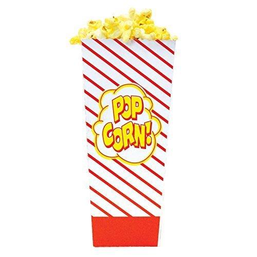 Gold Medal Scoop Popcorn Boxes, 1.25 oz. (500 ct.) by Gold Medal
