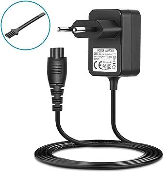 Berls - Cargador adaptador de corriente para afeitadora eléctrica ...