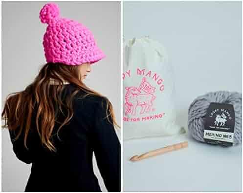 f85ed4b2336 Shopping Loopy Mango or Single Mom Shop - Knitting Kits - Knitting ...