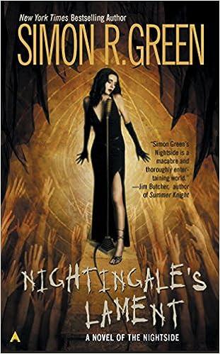 Amazon Nightingales Lament Nightside Book 3 9780441011636