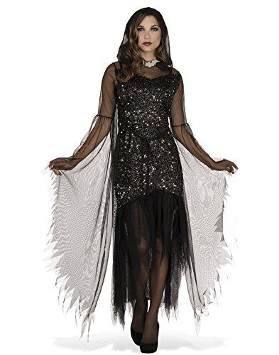 Rubie's Costume Co Women's Evening Enchantress Costume, Black, Standard