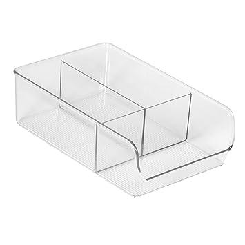 Küchen Aufbewahrungsbehälter interdesign linus aufbewahrungsbehälter extragroßer küchen