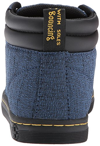 Dr. Martens Kvinna Belmont Blå Mode Boot Indigo