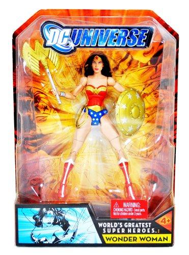 51dQvqdup2L Mattel DC Universe Classics Wonder Woman Figure