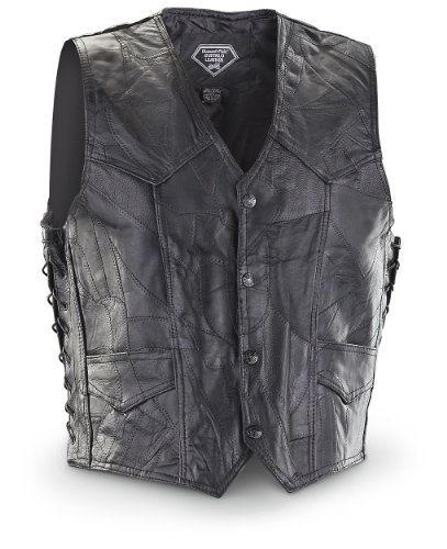 Rocky Ranch Hides Side Vest XL product image
