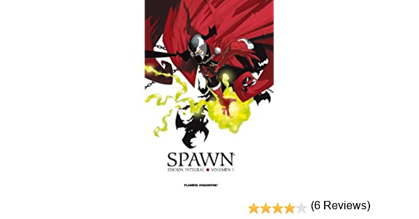 Spawn nº 01 Integral edición PASA Independientes USA: Amazon.es: Todd McFarlane: Libros