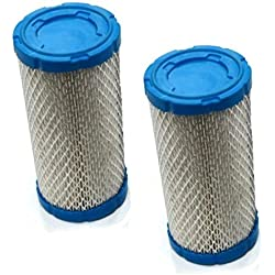 (2) New AIR FILTERS CLEANERS for Kubota Engine Motor Lawn Mower Tractor & More by the ROP Shop