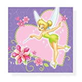 Tinker Bell 16 Napkins Disney