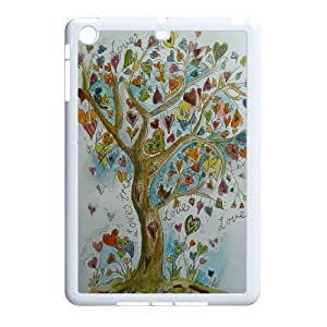 Chaap And High Quality Phone Case For Ipad Mini Case -Love Tree Pattern-LiShuangD Store Case 14