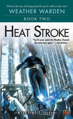 book cover of Heat Stroke