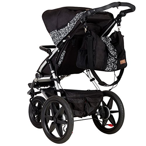 Mountain Buggy Terrain Premium Jogging Stroller, Graphite by Mountain Buggy (Image #10)