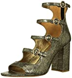 Joie Women's Laina Heeled Sandal, Gold, 41 M EU (11 US)