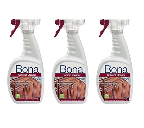Bona Cabinet Cleaner, 36 oz (3 PACK) ()