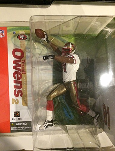 McFarlane Toys NFL Sports Picks Series 10 Action Figure Terrell Owens by McFarlane NFL Football Sportspicks Series 10
