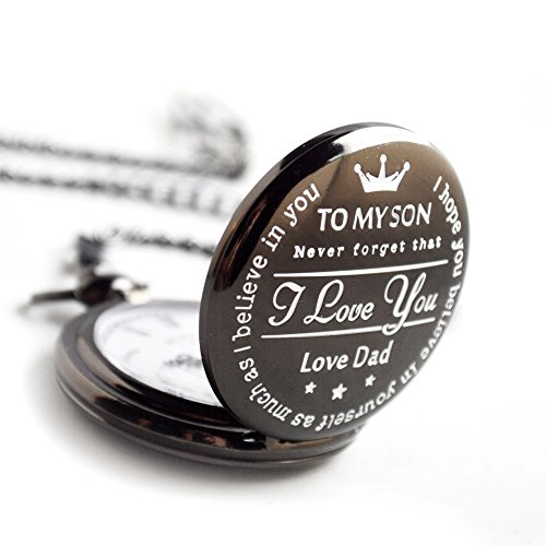 "New Version Pocket Watch ""To M"